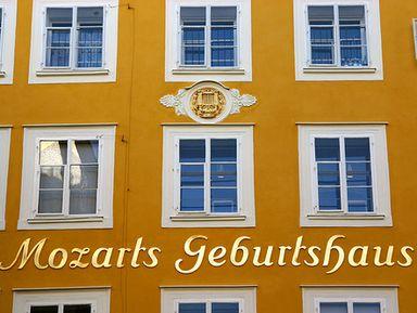 Дом-музей Моцарта