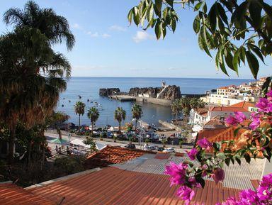 Красоты северо-западной Мадейры