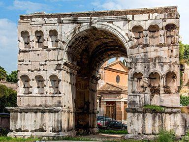 Рим античный, средневековый, современный