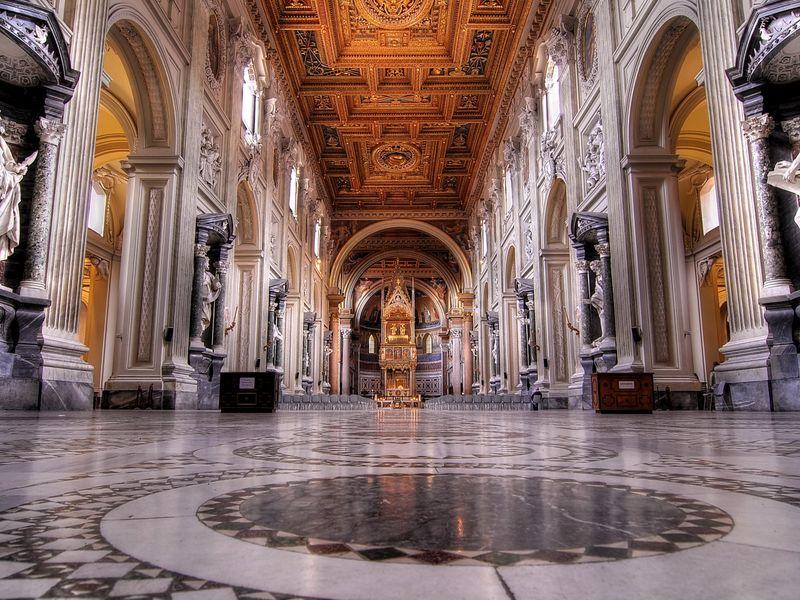 Экскурсия Рим и его христианское наследие