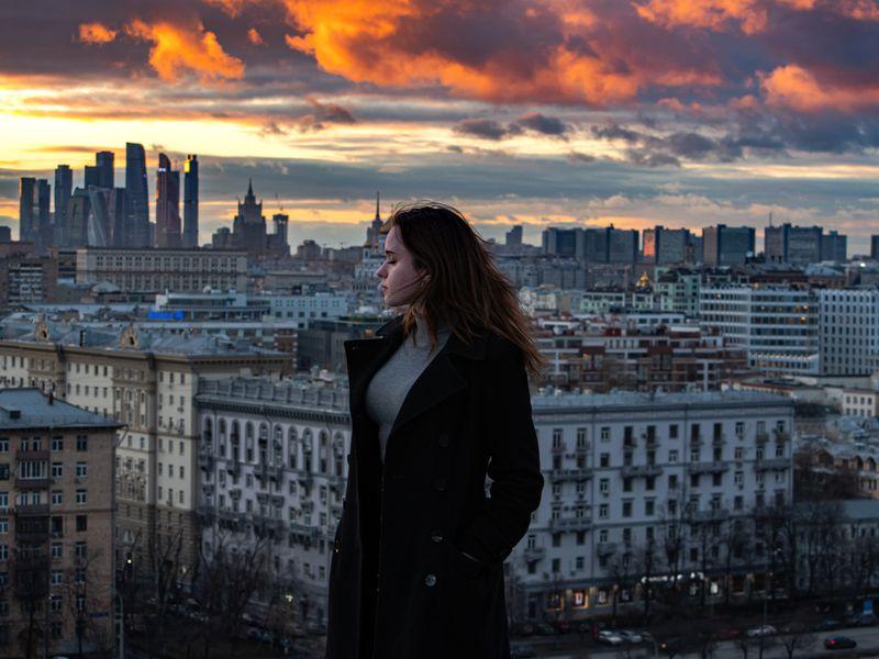 Экскурсия Высотная Москва: крыши столицы