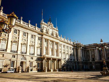 Экскурсия в Мадриде: Тайны Мадридского двора