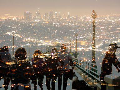 Лос-Анжелес: взгляд изнутри