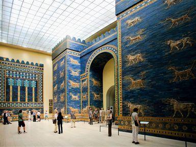 Билеты в Пергамский музей и на экспозицию Das Panorama без очереди