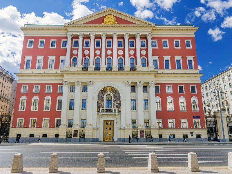 По Пушкинским местам Москвы
