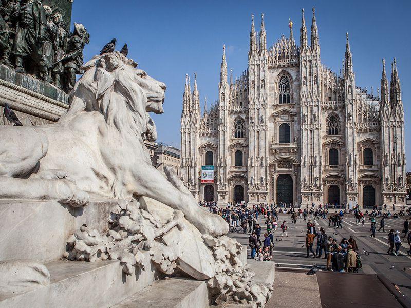 из Уфы в Милан