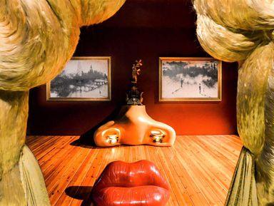 Двуугольник Дали: театр-музей в Фигерасе и замок Пуболь