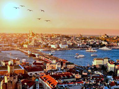 Стамбул как на ладони