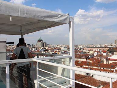 Прогулка по мадридским крышам