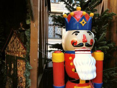 Волшебство немецких Рождественских ярмарок