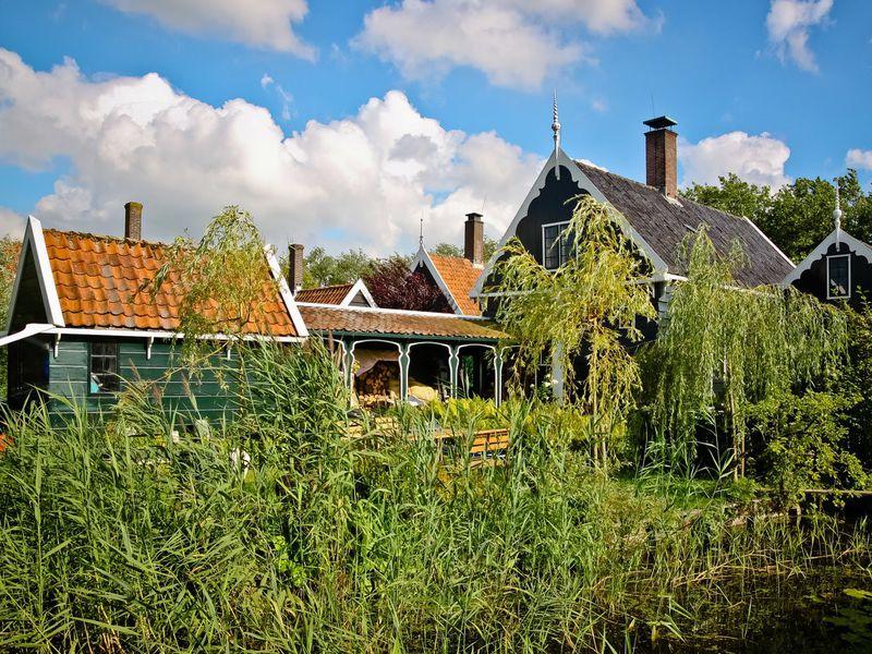 Заансе-Сханс— пейзаж деревенской жизни