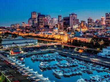 Монреаль— город, где сбываются мечты