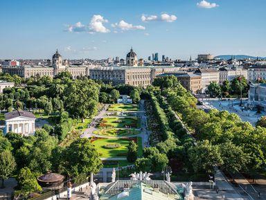 Панорамная Вена и ее окрестности