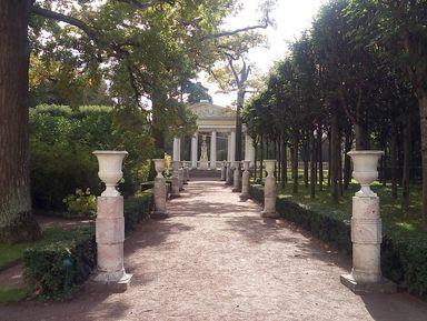 Императорские резиденции — Павловск: дворцово-парковый ансамбль