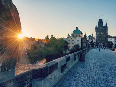 Доброе утро, Прага!