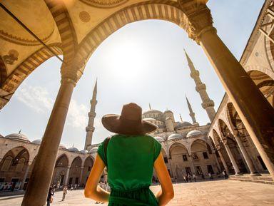 Открыть неизведанный Стамбул
