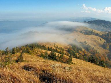 ИзЛьвова— квершинам Карпатских гор