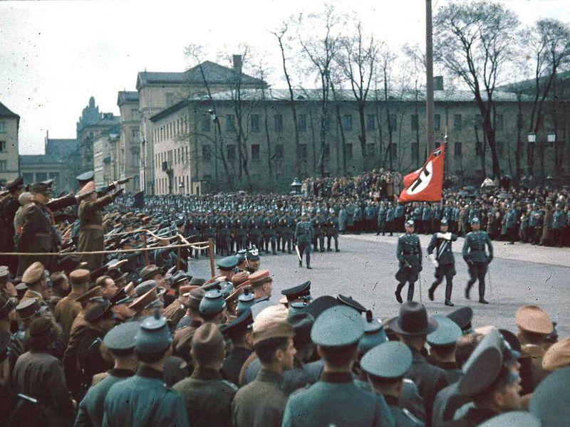Экскурсия Мюнхен эпохи «Третьего Рейха»