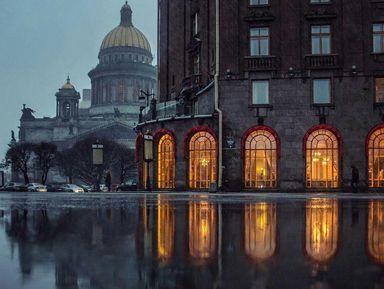 """Экскурсия """"Тайны и призраки Северной столицы"""": фото"""