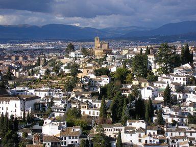 Христианский город с мавританским акцентом