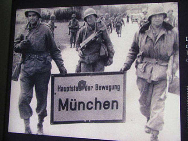 Фото: Мюнхен эпохи «Третьего Рейха»
