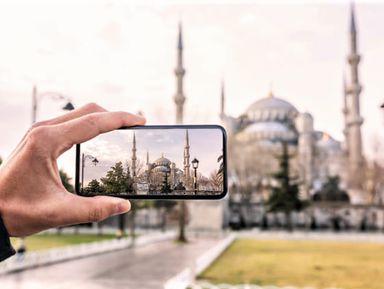 Первый день в Стамбуле