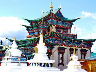 Буддизм: просто о сложном, или экскурсия по главным дацанам Бурятии
