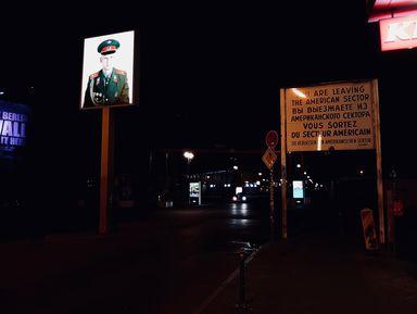 Восточный Берлин — история и судьбы