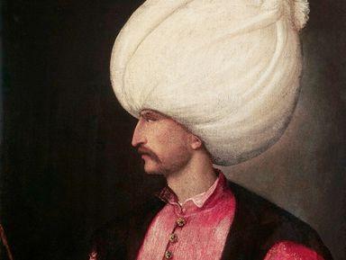 Последам Султана Сулеймана