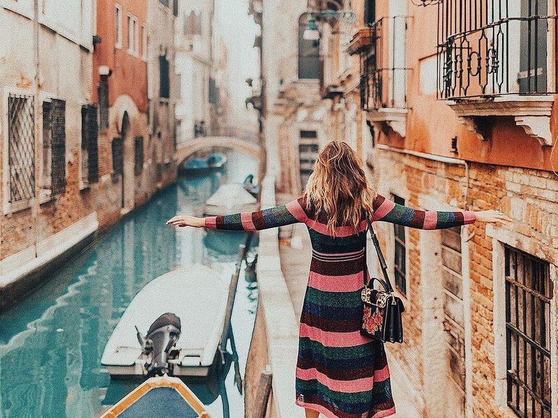 Экскурсия Инстаграм-прогулка по аутентичной Венеции