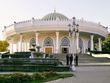 Экскурсия в Ташкенте: Все краски Ташкента