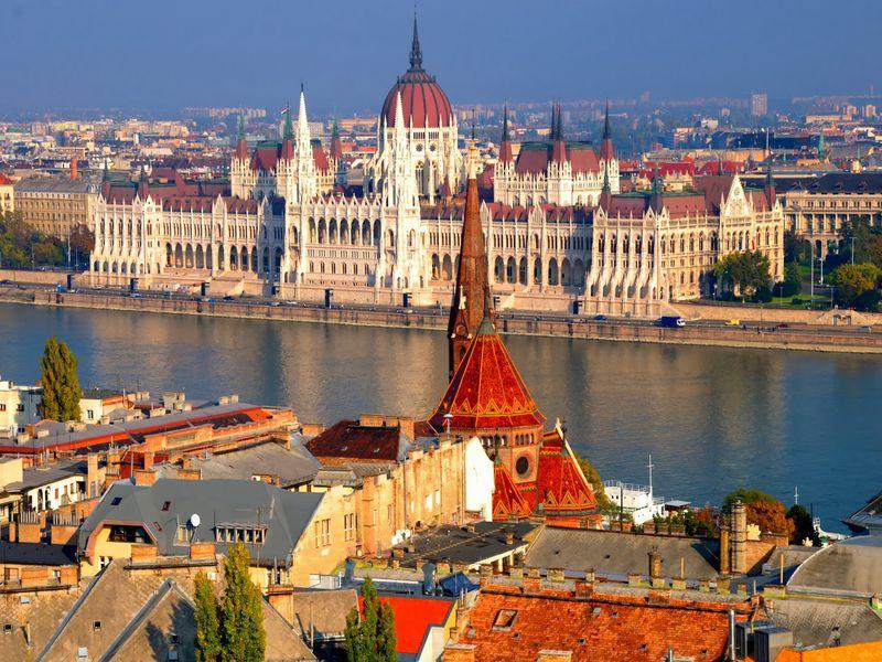 Будапешт — любовь с первого взгляда