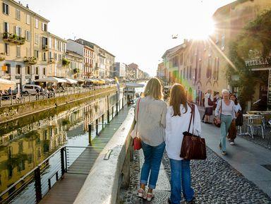 Милан в историях и деталях