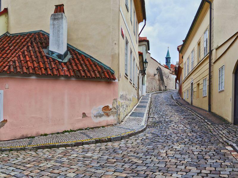 Экскурсия По романтическим уголкам Праги
