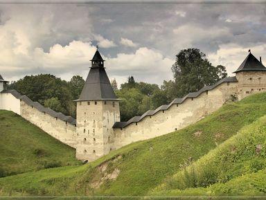 От древних Печор до эстонского Петсери
