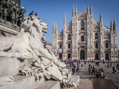 Знаменитый и неизвестный Милан