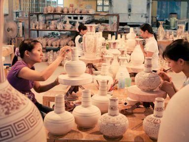 Традиции и ремесла Ханоя