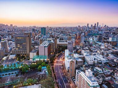 Экскурсии и гиды - Токио