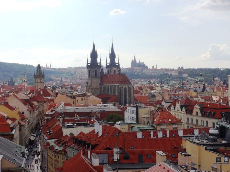 Экскурсия Средневековая Прага