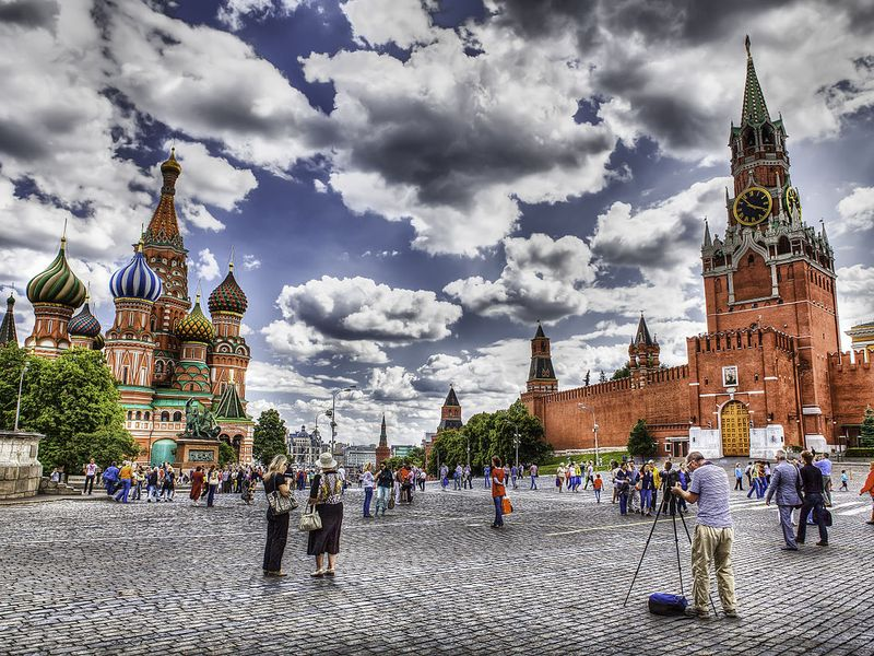Экскурсия Знаки и символы вокруг Московского Кремля