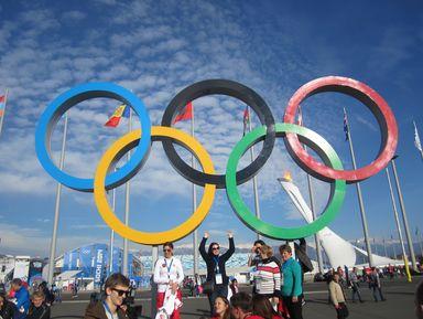 Роза Хутор и Олимпийский парк