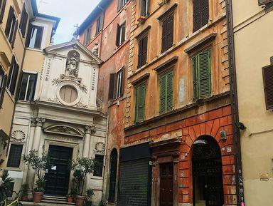 Тайные места Рима с арт-дилером
