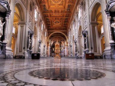 Базилика Санта Мария ин Трастевере