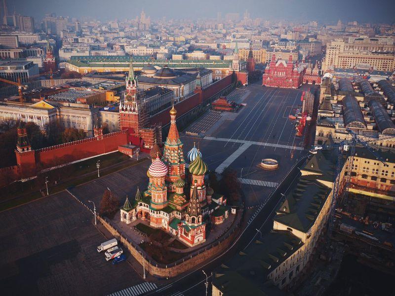 Экскурсия Здравствуй, Москва!