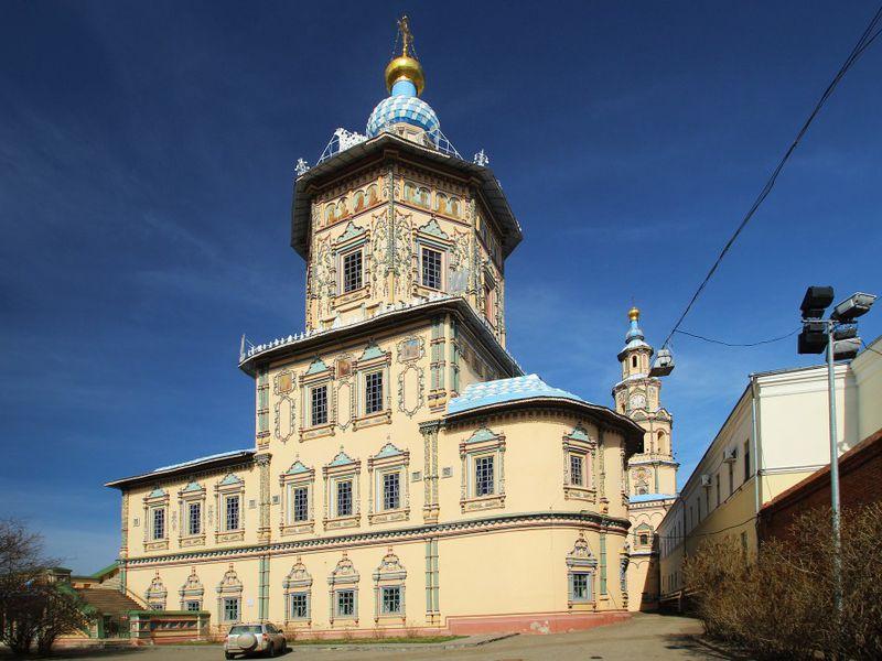 Диалог об архитектуре, религии и выдающихся деятелях Казани
