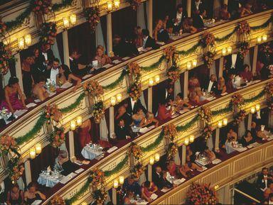 Проникнуть за кулисы Венской оперы