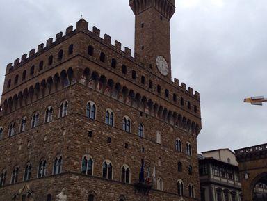 Быт, нравы и страсти средневековой Флоренции