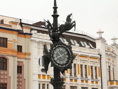 Вечные легенды и творческая атмосфера Казани