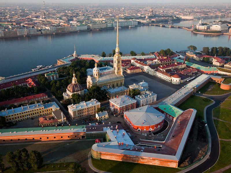 Экскурсия Квест по Петропавловской крепости для детей и взрослых