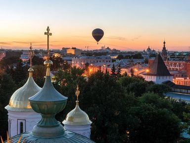 Ярославль — город богатырей и воинов